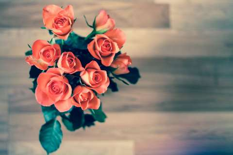 Bouquet of flowers Club Siroco