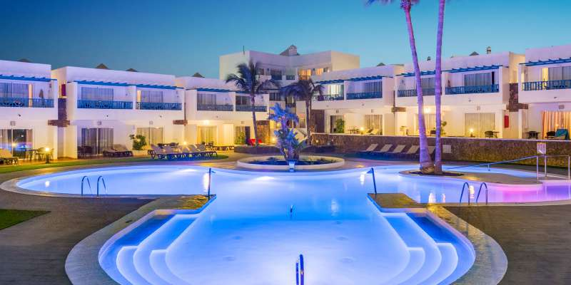 Hotel Siroco Costa Teguise