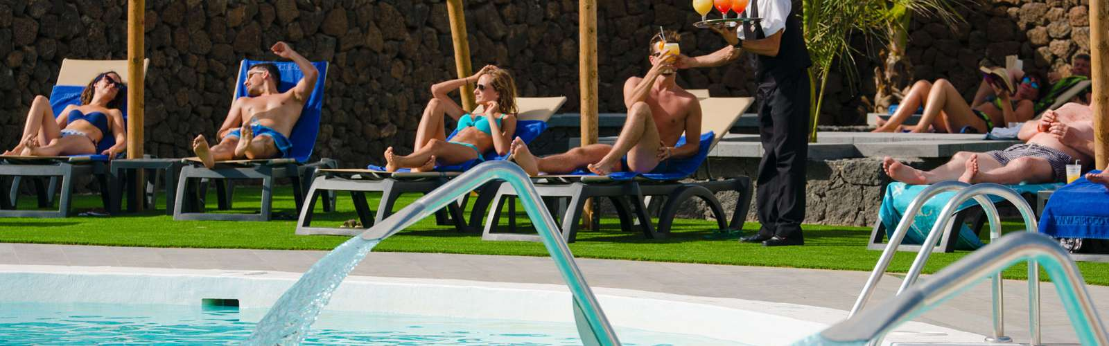 Adults Only Lanzarote | Club Siroco Apartments