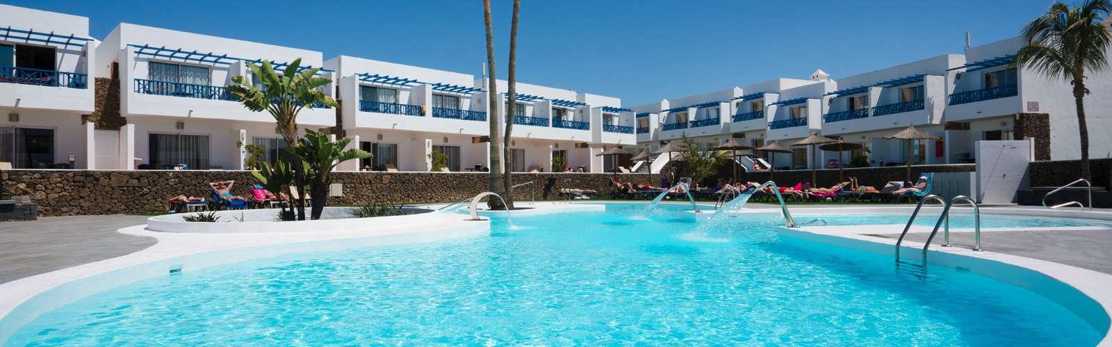 Restaurante Hotel en Costa Teguise (Lanzarote) | Club Siroco