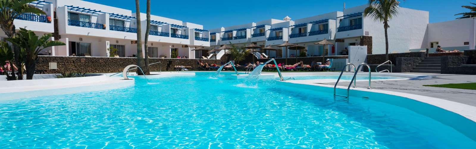 Lanzarote All Inclusive | Club Siroco Apartments